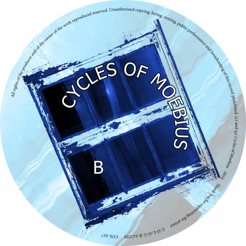 Cycles Of Moebius - RGBW - B CD