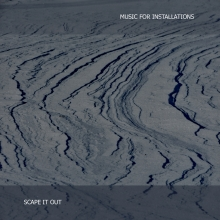 Music For Installations - Scape It Out - cover